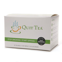 Quit Tea Natural Stop Smoking Aid
