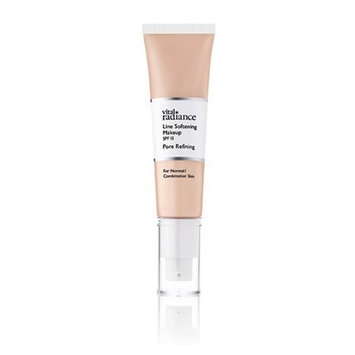 Vital Radiance Pore Refining Line Softening Makeup for Normal/Combination Skin, SPF 15, Natural Tan 290, Warm, 1 fl oz (30 ml)