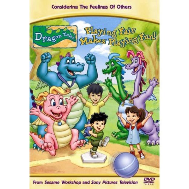 Dragon Tales Playing Fair Makes Playing Fun