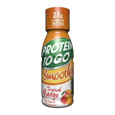 Pro Balance LLC Protein to Go Tropical Mango Smoothie Protein Shot