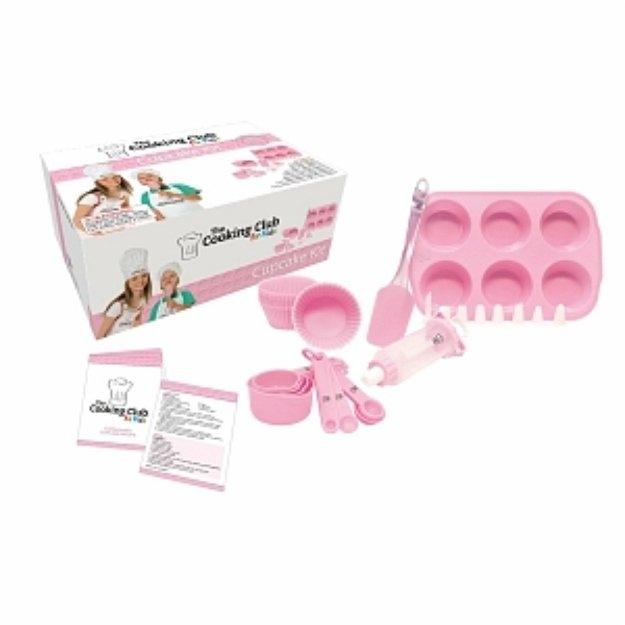 Cooking Club for Kids Cupcake Kit