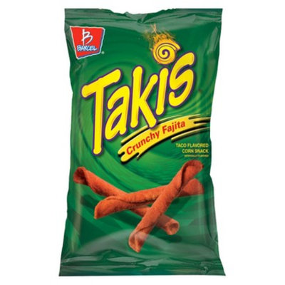 Bimbo Foods Inc Barcel Takis Fajita 9.9 oz