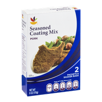 Ahold Seasoned Coating Mix Pork