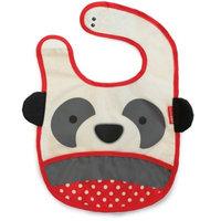 Skip Hop Zoo Tuck-Away Bibs - Panda