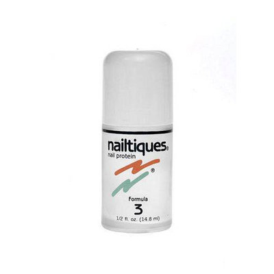 Nailtiques Nail Protein Formula 3 Treatment (For Naturally Hard, Dry Nails)