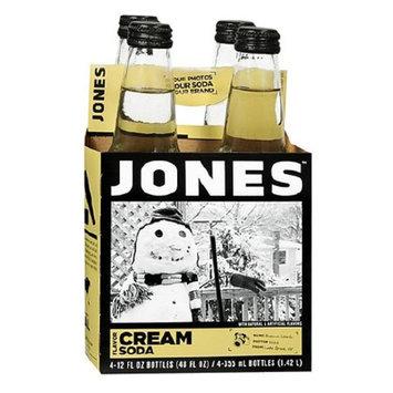 Jones Soda 4 Pack Bottles