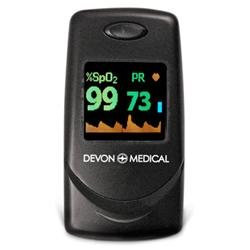Devon Medical PC-60C Fingertip Pulse Oximeter