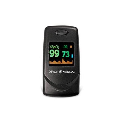 Devon Medical PC-60C Fingertip Pulse Oximeter