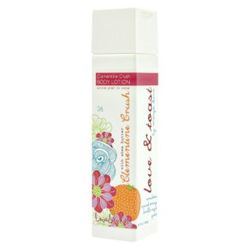 Love & Toast Body Lotion