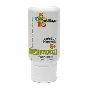 TruVillage Mineral Sunscreen Lotion SPF 30+