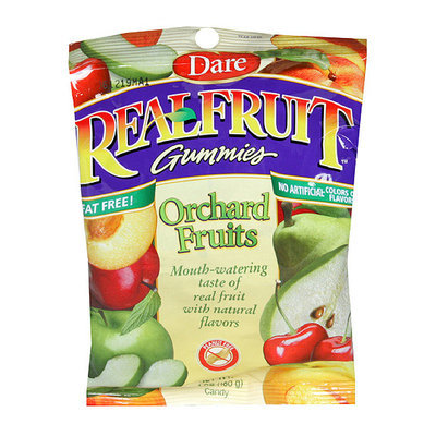 Dare Orchard Fruit Gummies