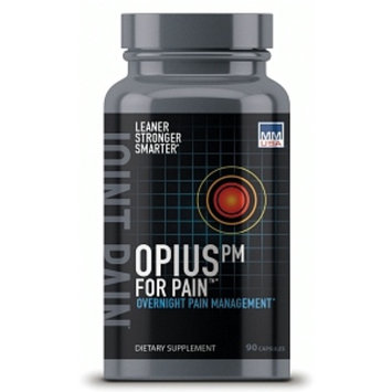 Muscle Marketing USA Opios PM for Pain