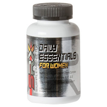 Supplement Rx Daily Essentials for Women, 120 Tablets