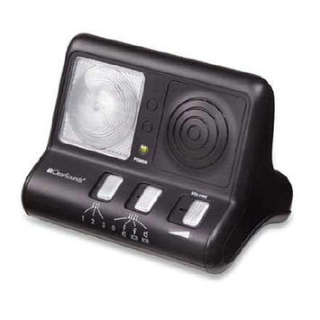 ClearSounds CR200 ClearRing Amplified Phone Ring Signaler