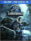 Jurassic World (blu-ray/dvd) (digital Copy)