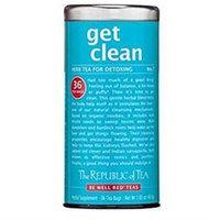 Get Clean tea by The Republic of Tea
