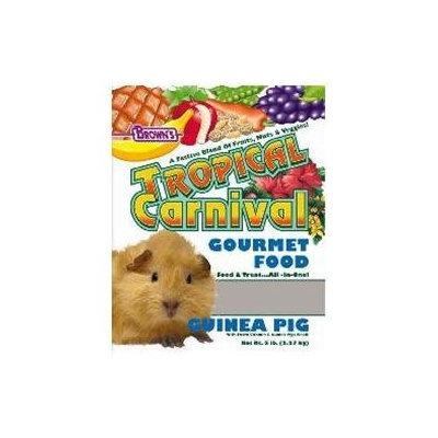 F.m. Brown Pet Brown s Tropical Carnival Guinea Pig Food (5-lb bag)