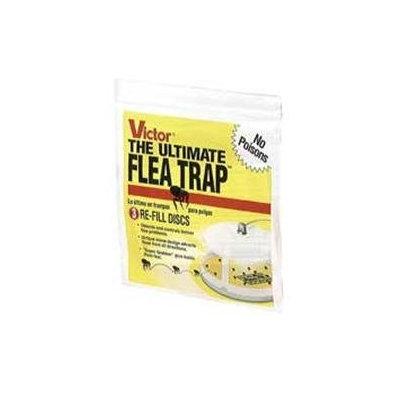 Victor The Ultimate Flea Trap Refills - 3 Refills