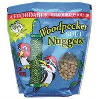 C & S Products Woodpecker Wild Bird Suet Nuggets