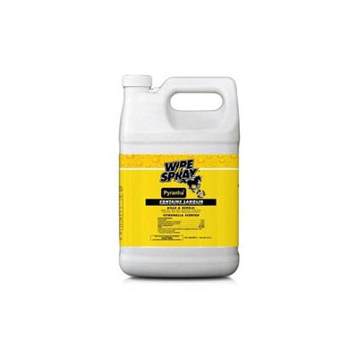 Pyranha Incorporated - Pyranha Wipe N Spray Gallon - 001GWIPEG