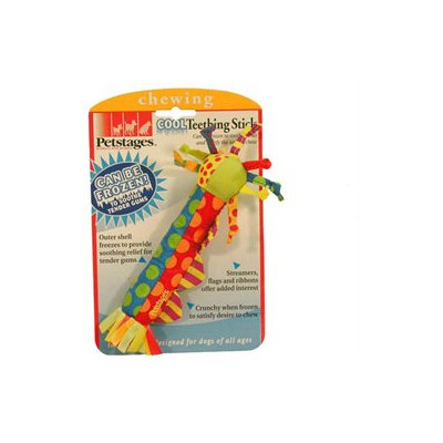 Petstages Cool Teething Stick Dog Chew Toy (8 len-107699
