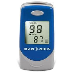 Devon Medical PC-60A Fingertip Pulse Oximeter