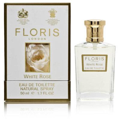 Floris White Rose by Floris London for Women