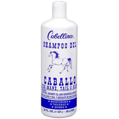 Cabellina For Mane, Tail & Body Shampoo, 32 oz