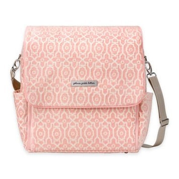 Infant Petunia Pickle Bottom 'Boxy' Convertible Diaper Backpack - Pink