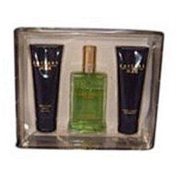Caesar's World Caesars Gift Set - 4.0 oz COL Spray + 3.4 oz Aftershave Balm+3.4 oz Hair & Body Wash