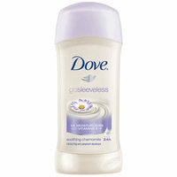 Dove go sleeveless Soothing Chamomile Anti-Perspirant Deodorant