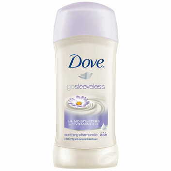 Dove Go Sleeveless Antiperspirant Deodorant Soothing Chamomile