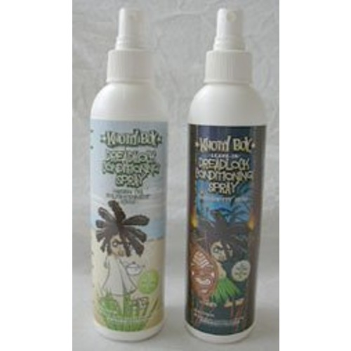 Knotty Boy Dreadlock Conditioning Spray Coco 8 oz
