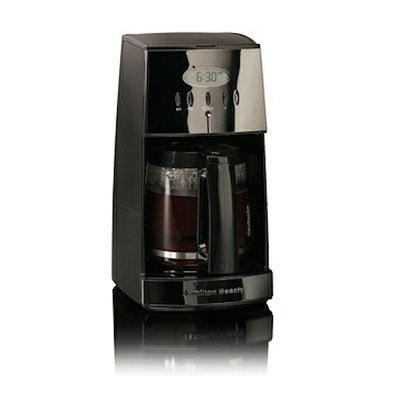 Hamilton Beach Black Ice Coffeemaker 12-Cup