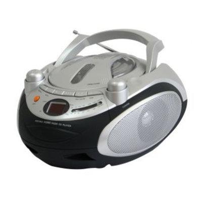 Naxa Portable CD Player & AM/FM Stereo Radio