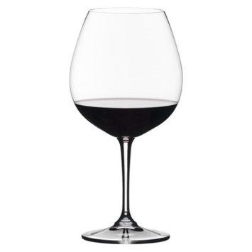 Riedel Vivant Pinot Noir Glasses Set of 4