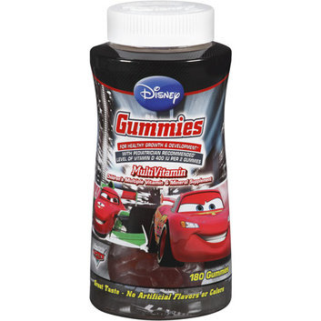 Disney Pixar Cars Children's Multivitamin Gummies