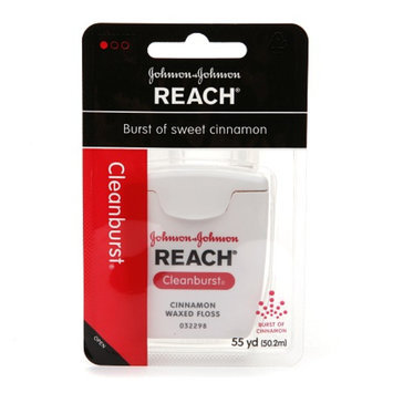 Reach Clean Burst Dental Floss