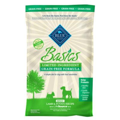 Blue Buffalo BLUE BasicsTM Adult Dog Food