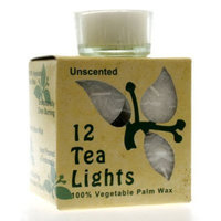 Aloha Bay Candle, Tea Light, Green, 12/.7 oz ( Multi-Pack)