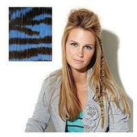 Hairdo POP Clip in Animal Print Clip In