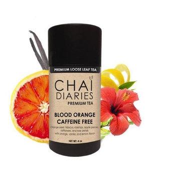 Chai Diaries CDLL - 020 Blood Orange - Caffeine Free
