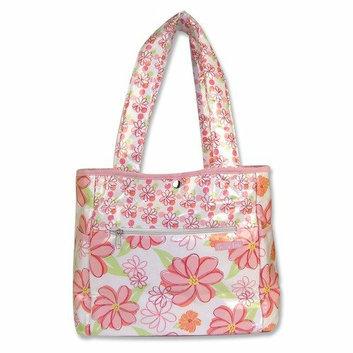 Trend Lab Hula Baby Tote Diaper Bag
