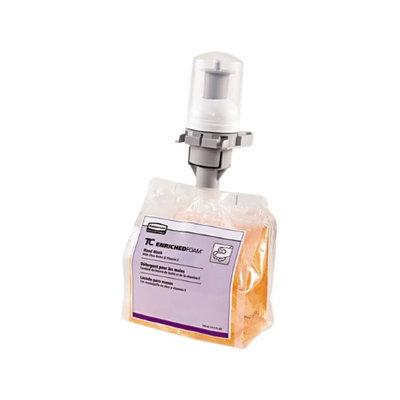 Rubbermaid 3486571 Enriched-foam Soap Refill 1300ml Vanilla/white Peach 3/carton