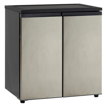 Avanti 5.5 CF Refrigerator Freezer RMS551SS
