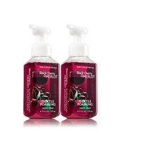 Bath & Body Works Bath and Body Works Black Cherry Merlot Gentle Foaming Hand Soap 8.75oz. Pack of 2