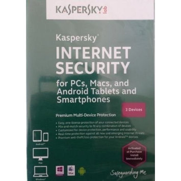 Kaspersky Internet Security 2015 3 Devices expire (11/2/2015)