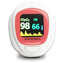 Devon Medical pediatric pulse oximeter PC60D