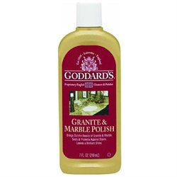 Goddard & Sons 8 Ounce Marble Polish 704685 by Northern Lab-Goddards