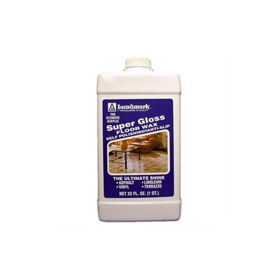Lundmark Wax #3202F32-6 32OZ Super GLS Floor Wax